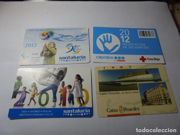 Coleccionismo Calendarios: magnificos 150 calendarios de bolsillo de publicidad - Foto 2 - 222104398
