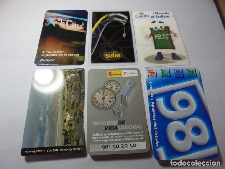 Coleccionismo Calendarios: magnificos 150 calendarios de bolsillo de publicidad - Foto 11 - 222104398