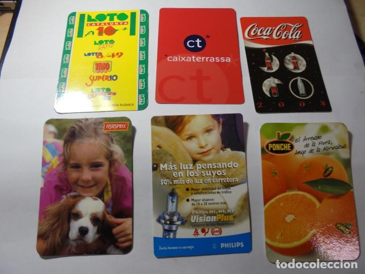 Coleccionismo Calendarios: magnificos 150 calendarios de bolsillo de publicidad - Foto 12 - 222104398