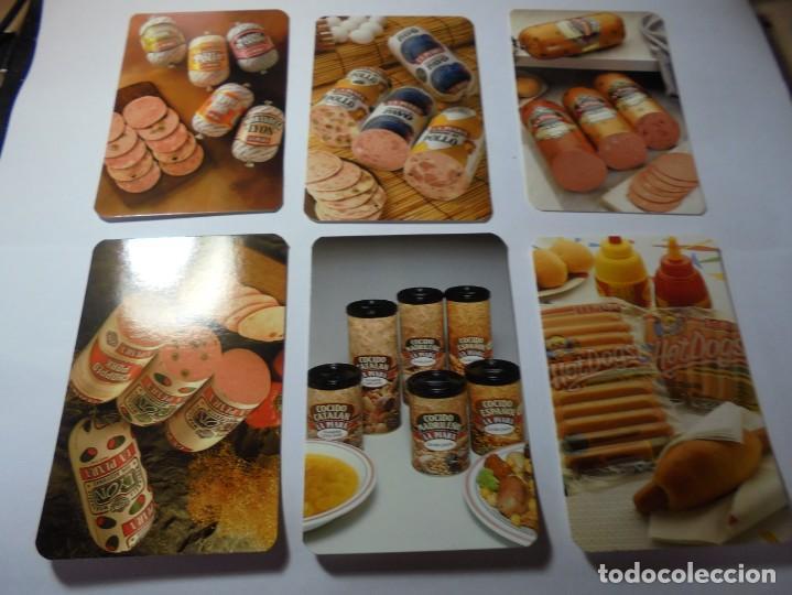 Coleccionismo Calendarios: magnificos 150 calendarios de bolsillo de publicidad - Foto 14 - 222104398
