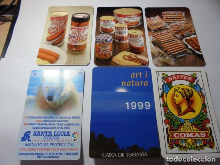 Coleccionismo Calendarios: magnificos 150 calendarios de bolsillo de publicidad - Foto 16 - 222104398