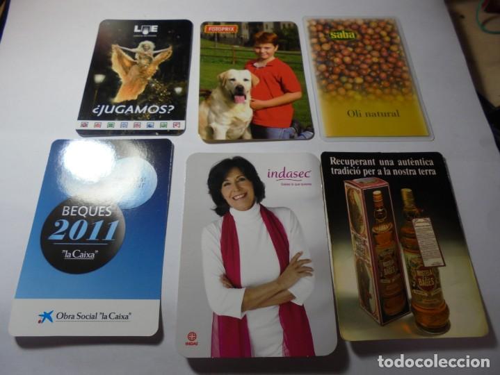 Coleccionismo Calendarios: magnificos 150 calendarios de bolsillo de publicidad - Foto 18 - 222104398