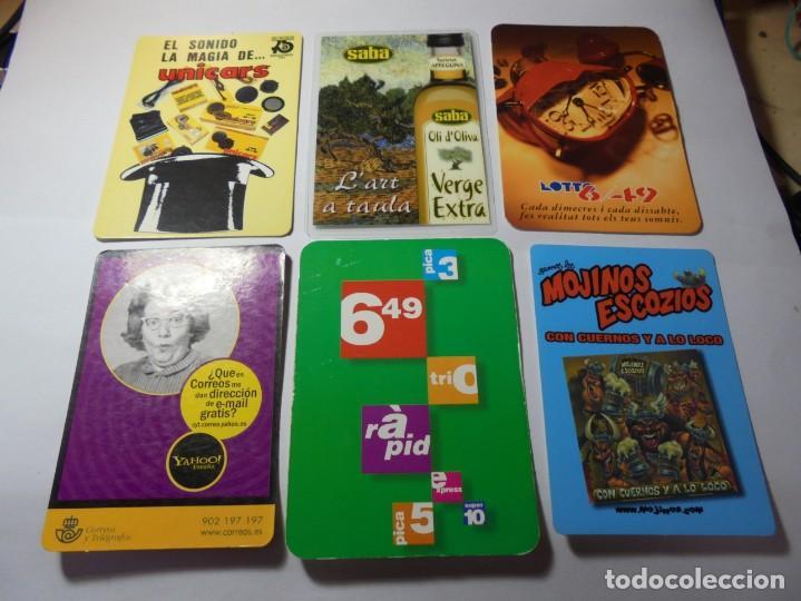 Coleccionismo Calendarios: magnificos 150 calendarios de bolsillo de publicidad - Foto 19 - 222104398