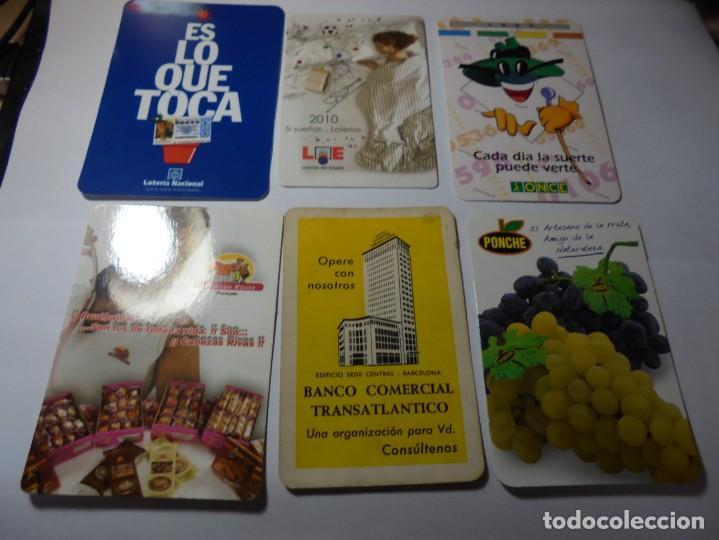 Coleccionismo Calendarios: magnificos 150 calendarios de bolsillo de publicidad - Foto 21 - 222104398