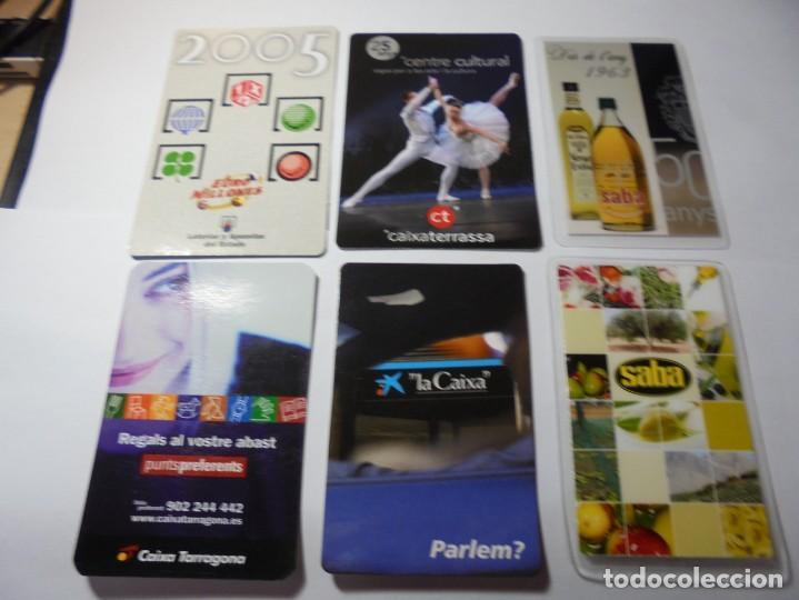 Coleccionismo Calendarios: magnificos 150 calendarios de bolsillo de publicidad - Foto 27 - 222104398