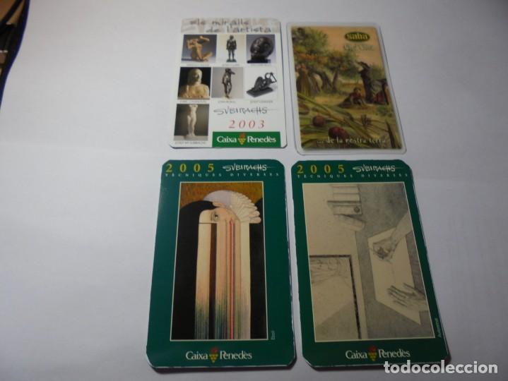 Coleccionismo Calendarios: magnificos 150 calendarios de bolsillo de publicidad - Foto 29 - 222104398