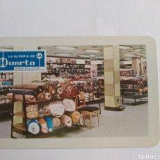 Coleccionismo Calendarios: CALENDARIO FOURNIER AÑO 1970 LA ALEGRÍA DE LA HUERTA. Lote 222121361