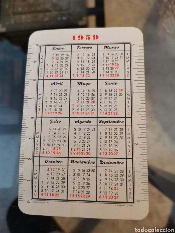 Coleccionismo Calendarios: Calendario Fournier 1959 Coca-Cola - Foto 2 - 222121560