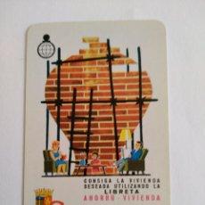 Coleccionismo Calendarios: CALENDARIO FOURNIER AÑO 1968 CAJA DE AHORROS Y MONTE DE PIEDAD DE ZARAGOZA, ARAGON Y RIOJA. Lote 222122021