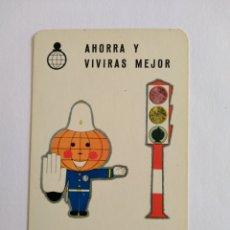 Coleccionismo Calendarios: CALENDARIO FOURNIER AÑO 1967 CAJA DE AHORROS DE LA INMACULADA. Lote 222124785