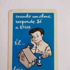 Coleccionismo Calendarios: CALENDARIO FOURNIER AÑO 1967 OBRA DE LAS VOCACIONES. Lote 222125595