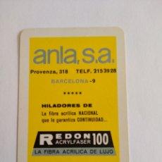 Coleccionismo Calendarios: CALENDARIO FOURNIER AÑO 1968 ANLA, S.A. Lote 222127073