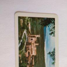 Coleccionismo Calendarios: CALENDARIO FOURNIER AÑO 1964 JAVIER VISTA GENERAL. Lote 222128086