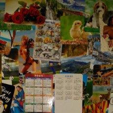 Coleccionismo Calendarios: 105 CALENDARIOS DE BOLSILLO - 2021 ¡¡NOVEDAD!!. Lote 222285022