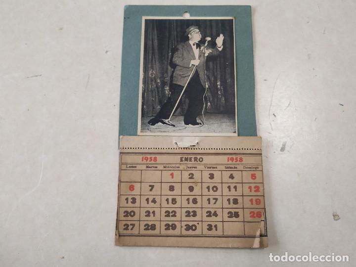 Coleccionismo Calendarios: 9 CALENDARIOS PERICO EL AMIGO DE LOS NIÑOS - AÑOS 1957-1971 - MAGIA - CIRCO - ESPECTÁCULO INFANTIL - Foto 3 - 222364766