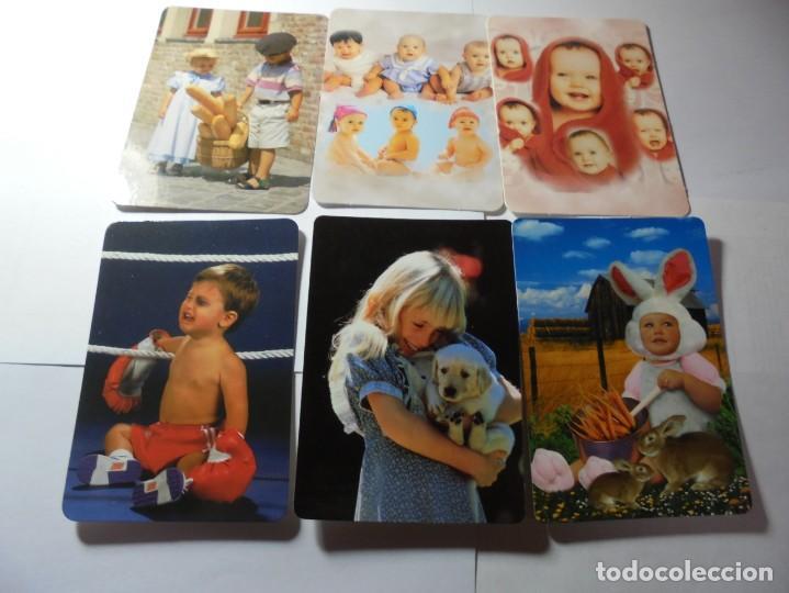 Coleccionismo Calendarios: magnificos 120 calendarios de niños - Foto 2 - 222405795