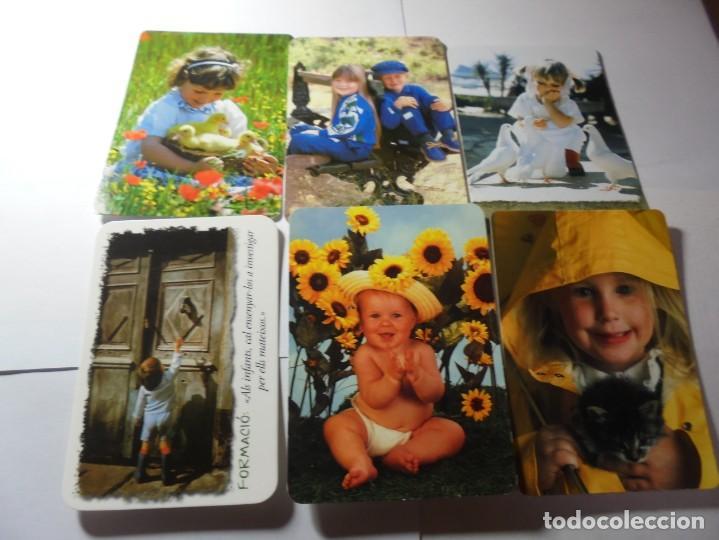 Coleccionismo Calendarios: magnificos 120 calendarios de niños - Foto 3 - 222405795