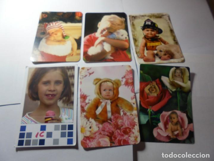 Coleccionismo Calendarios: magnificos 120 calendarios de niños - Foto 4 - 222405795