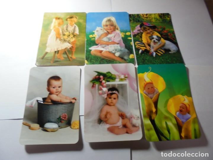 Coleccionismo Calendarios: magnificos 120 calendarios de niños - Foto 5 - 222405795
