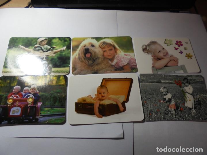 Coleccionismo Calendarios: magnificos 120 calendarios de niños - Foto 6 - 222405795