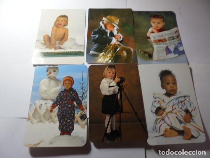 Coleccionismo Calendarios: magnificos 120 calendarios de niños - Foto 7 - 222405795