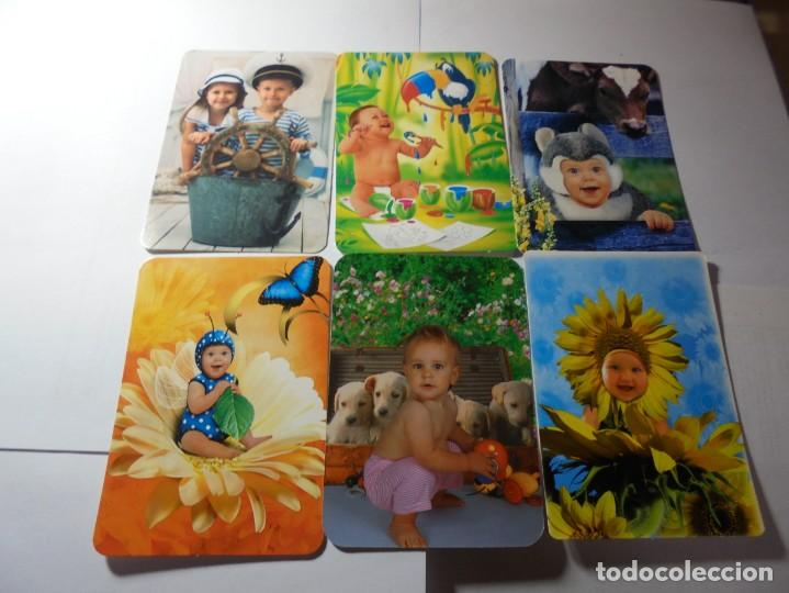 Coleccionismo Calendarios: magnificos 120 calendarios de niños - Foto 8 - 222405795
