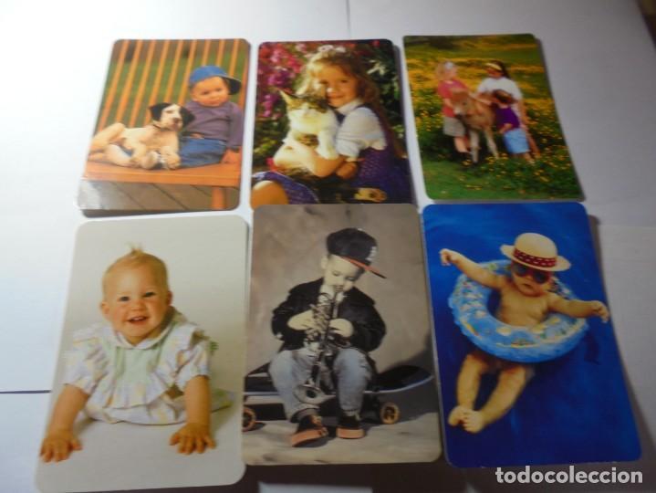 Coleccionismo Calendarios: magnificos 120 calendarios de niños - Foto 10 - 222405795