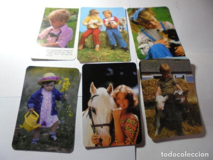 Coleccionismo Calendarios: magnificos 120 calendarios de niños - Foto 11 - 222405795