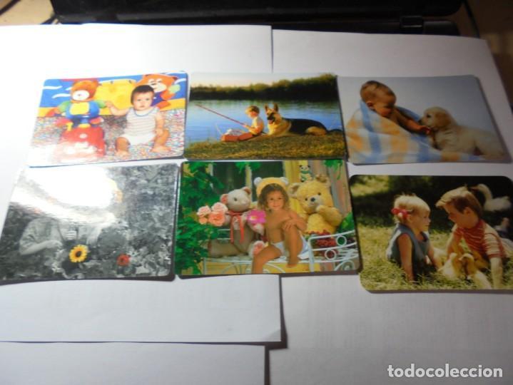 Coleccionismo Calendarios: magnificos 120 calendarios de niños - Foto 13 - 222405795