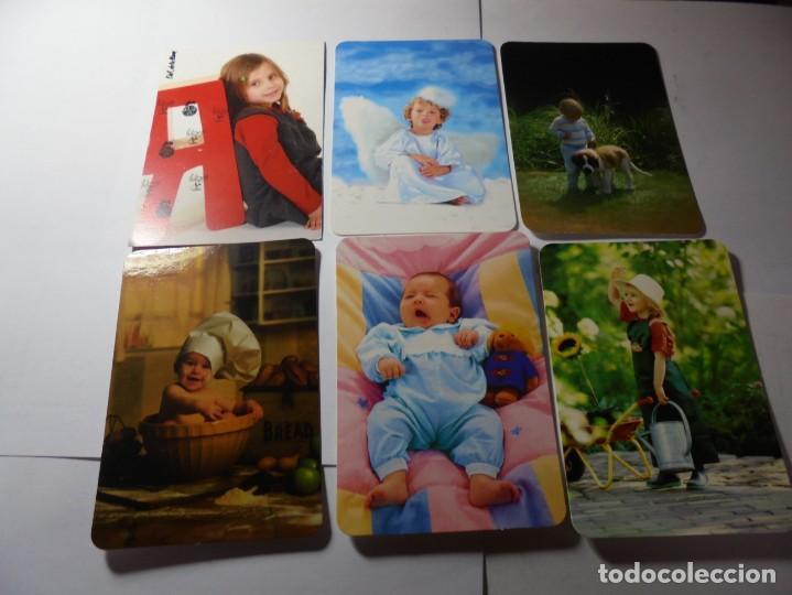 Coleccionismo Calendarios: magnificos 120 calendarios de niños - Foto 14 - 222405795