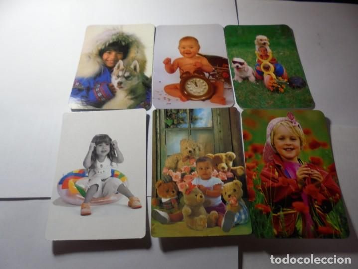 Coleccionismo Calendarios: magnificos 120 calendarios de niños - Foto 15 - 222405795