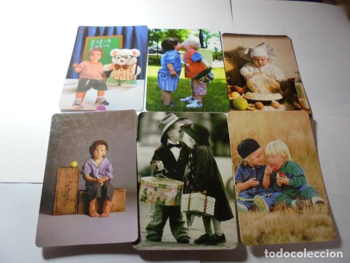 Coleccionismo Calendarios: magnificos 120 calendarios de niños - Foto 16 - 222405795