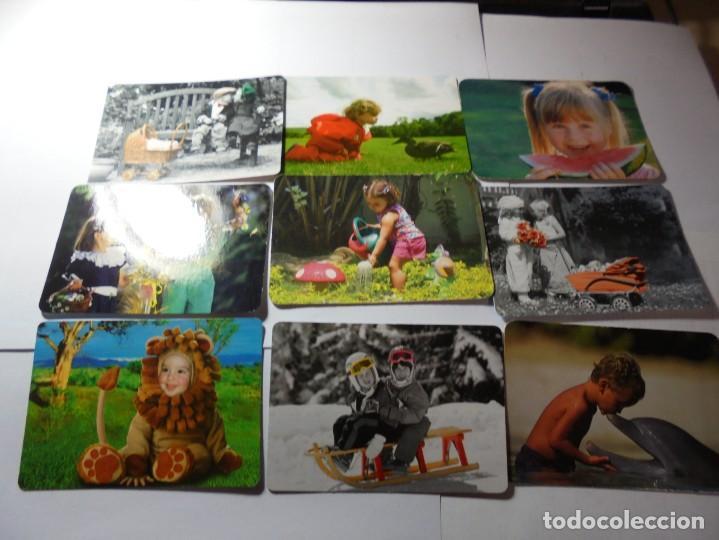 Coleccionismo Calendarios: magnificos 120 calendarios de niños - Foto 17 - 222405795