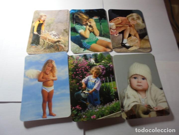 Coleccionismo Calendarios: magnificos 120 calendarios de niños - Foto 18 - 222405795