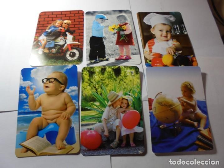 Coleccionismo Calendarios: magnificos 120 calendarios de niños - Foto 19 - 222405795