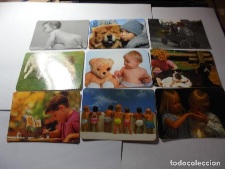 Coleccionismo Calendarios: magnificos 120 calendarios de niños - Foto 20 - 222405795