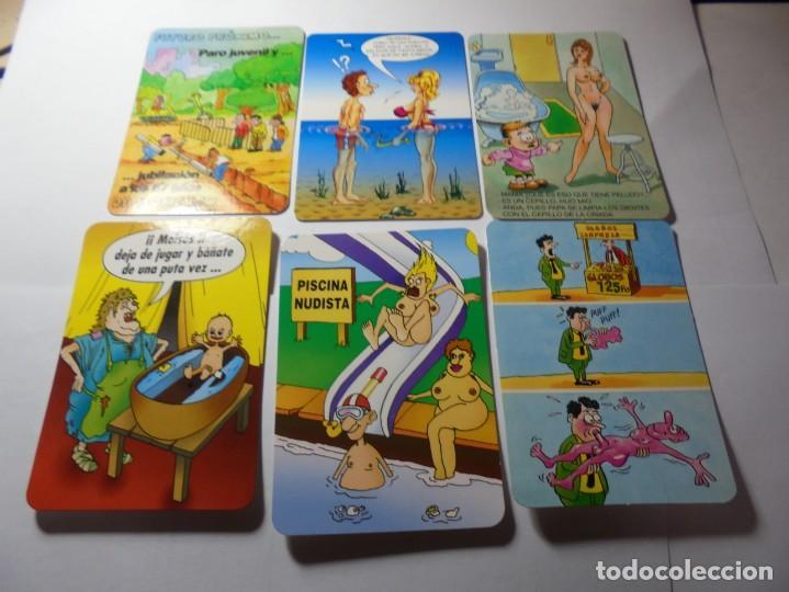 Coleccionismo Calendarios: magnificos 170 calendarios casi todos comicos - Foto 6 - 222406222