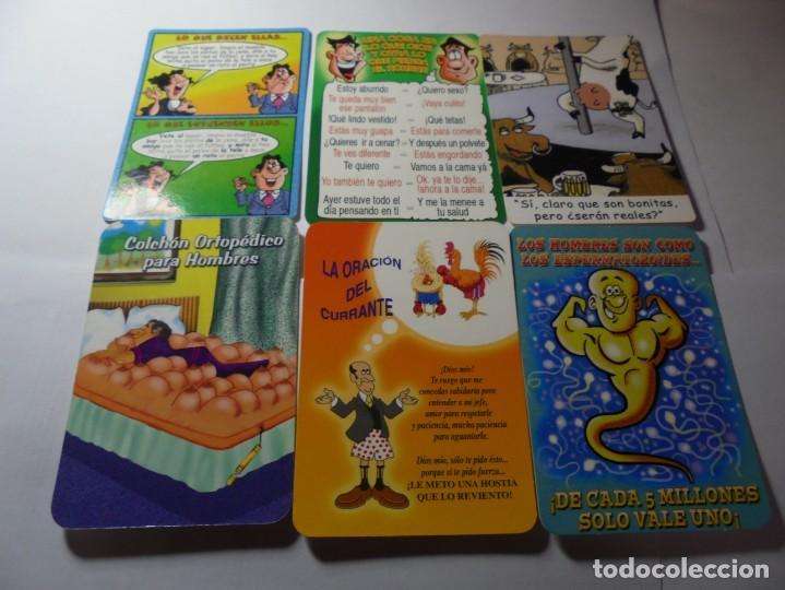 Coleccionismo Calendarios: magnificos 170 calendarios casi todos comicos - Foto 7 - 222406222