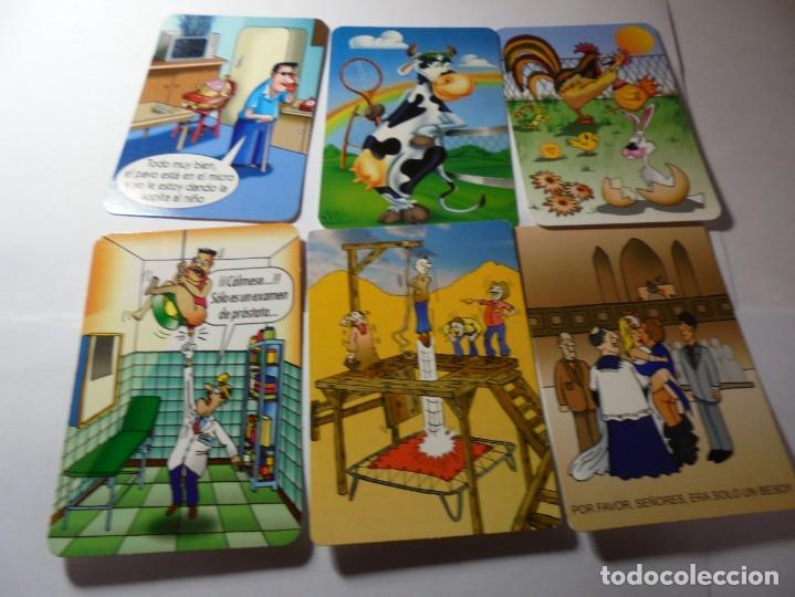 Coleccionismo Calendarios: magnificos 170 calendarios casi todos comicos - Foto 11 - 222406222