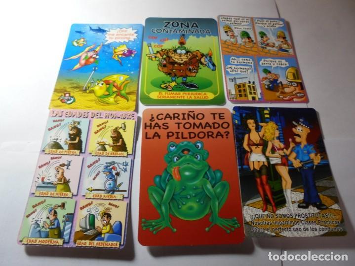 Coleccionismo Calendarios: magnificos 170 calendarios casi todos comicos - Foto 16 - 222406222