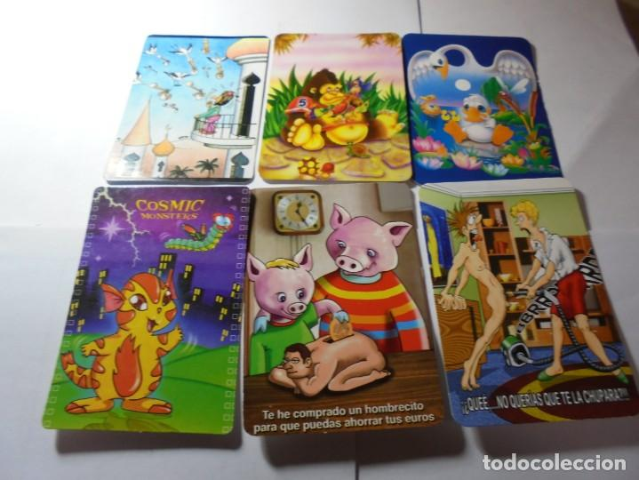 Coleccionismo Calendarios: magnificos 170 calendarios casi todos comicos - Foto 18 - 222406222