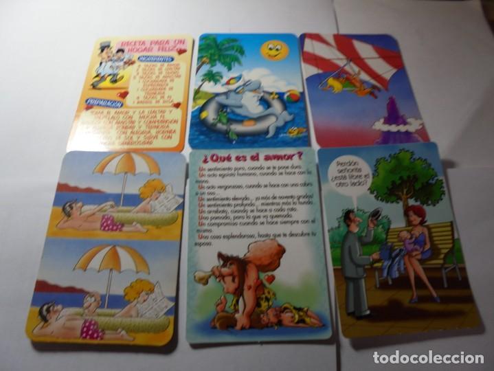 Coleccionismo Calendarios: magnificos 170 calendarios casi todos comicos - Foto 19 - 222406222