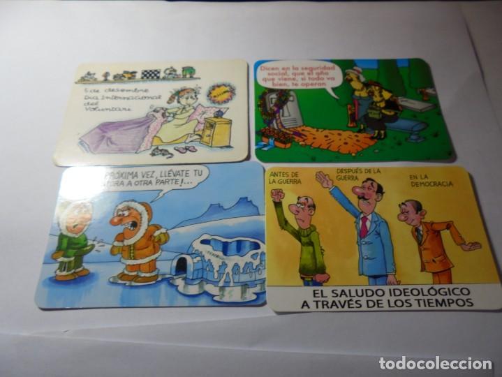 Coleccionismo Calendarios: magnificos 170 calendarios casi todos comicos - Foto 28 - 222406222