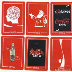 Coleccionismo Calendarios: 6 CALENDARIOS DE COCA COLA 2020. Lote 222700607