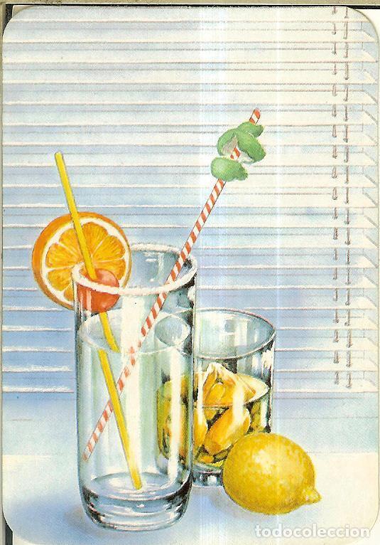 CALENDARIO DE SERIE DIBUJO - 1988 - C.B. Nº 114 - PUBLICIDAD DE MÓSTOLES (Coleccionismo - Calendarios)