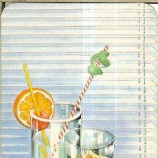 Coleccionismo Calendarios: CALENDARIO DE SERIE DIBUJO - 1988 - C.B. Nº 114 - PUBLICIDAD DE MÓSTOLES. Lote 222711081