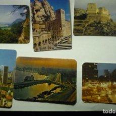 Coleccionismo Calendarios: LOTE CALENDARIOS PAISAJES DIF.AÑOS. Lote 222844745