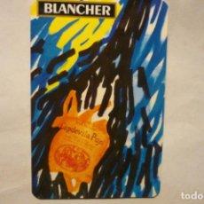 Coleccionismo Calendarios: CALENDARIO CAVA BLANCHER .-2009. Lote 222845351