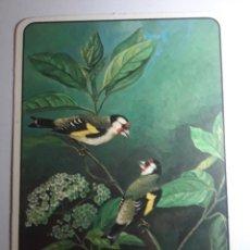 Collezionismo Calendari: -77627 CALENDARIO PINTURA PAJAROS, AÑO 1987, ANIMALES, AVES, PUBLICITARIO EXTRANJERO. Lote 222918676