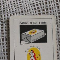 Coleccionismo Calendarios: PASTILLAS DE CAFE Y LECHE ZUCITOLA 1967. Lote 224731143